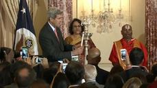 Diwali celebrated at US State Department