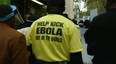 A march against Ebola and ignorance in New York