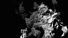 ESA confident about comet probe's mission despite technical glitch