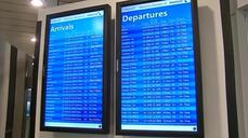 East Coast storm hampers Thanksgiving travel