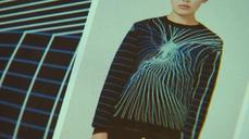 Digital knitwear puts new spin on festive fashion