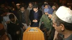 Pakistan begins painful task of burying its dead after school carnage