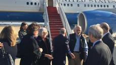 Freed American Alan Gross arrives in U.S.