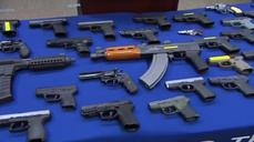 Atlanta baggage handler charged with helping smuggle guns onto flight
