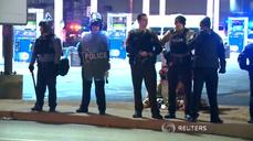 Up to eight people arrested in Missouri protest