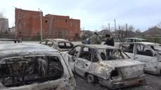 Escalating rebel violence kills dozens in eastern Ukraine