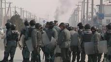 Witnesses: 2 die as Muslim protesters clash with police in Kabul