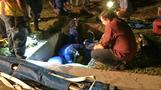 Manatees rescued from Florida drain