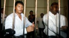 Indonesia moves Australians to island for execution