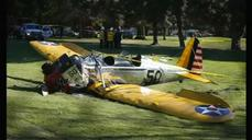Actor Harrison Ford injured in small plane crash near LA