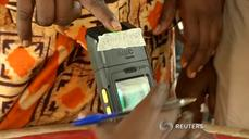 Nigeria polls open