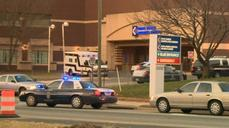 Armed prisoner breaks free from Virginia hospital - police