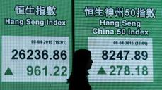 Asia Week Ahead: China GDP after HK stock surges
