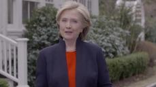 Clinton announces she is running for president