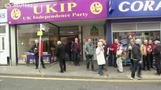 UKIP army hit Thanet in push for Farage