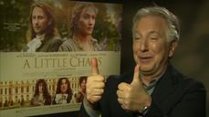 Alan Rickman on returning to the director's chair