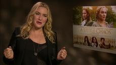 Kate Winslet reveals pregnancy lies and acting tips