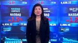 NY株反落、米貿易赤字拡大を嫌気(5日)