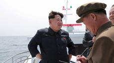 Worry over North Korea's new show of force