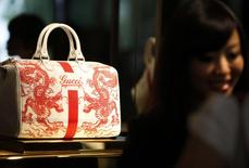 Luxury brands battle Alibaba over fakes