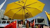 Political discontent brews in Hong Kong