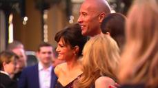 "Dwayne Johnson walks London red carpet for ""San Andreas"" premiere"