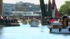 "Dunkirk's ""Little Ships"" return to France for 75th anniversary"