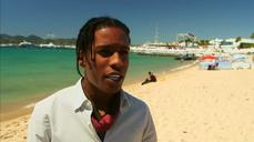 A$AP Rocky has an embarrassing encounter in Cannes