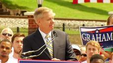 Defense hawk Graham enters Republican race for White House