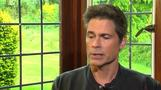 Actor Rob Lowe stars in new 'quirky' British TV drama