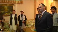 "Leader in Afghan north dismisses Kabul government as a ""show"""