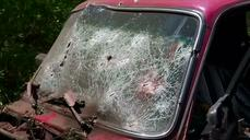 Two civilians killed, market destroyed in fresh fighting in Ukraine