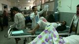 Hunger, disease and fear in Yemen