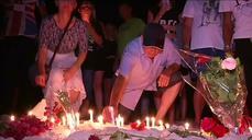 Vigil for Tunisia victims