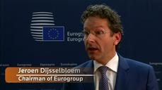 "Eurogroup chief: ""Too late"" for Greek"