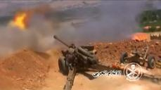 Syrian army, Hezbollah launch offensive on border city
