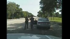 Texas authorities release dashcam video of Sandra Bland arrest