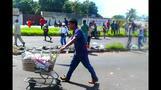 Venezuela food crisis sparks looting
