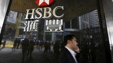 HSBC earnings up 10%, lifted by Hong Kong