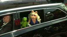 The Muppets' Kermit and Miss Piggy announce split