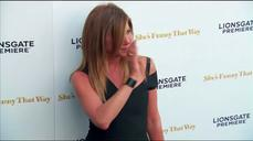 Jennifer Aniston makes first appearance since secret LA wedding