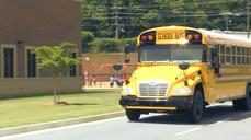 America's school buses are getting greener