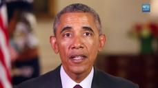 Obama urges Congress to pass budget, avoid shutdown