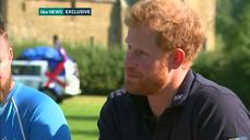 Prince Harry champions mental health care for wounded soldiers
