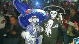 Mexico City kicks off Day of the Dead festivities