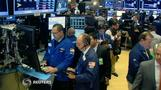 Dow plunges nearly 400 points