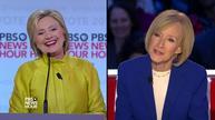 Clinton responds to Albright's