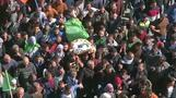 Mourners fill West Bank for more funerals