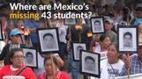Thousands protest over Mexicos missing 43 students