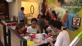 Filipinos 'vote' through their taste buds ahead of national elections